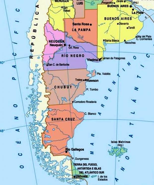 Esqui En Argentina La Patagonia Y Todas Sus Estaciones Lugares