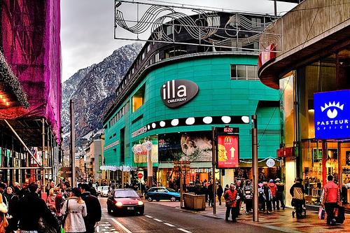 Andorra vive el mejor febrero de turismo de esqu de los ltimos 6 a os lugares de nieve - Oficina turismo andorra ...