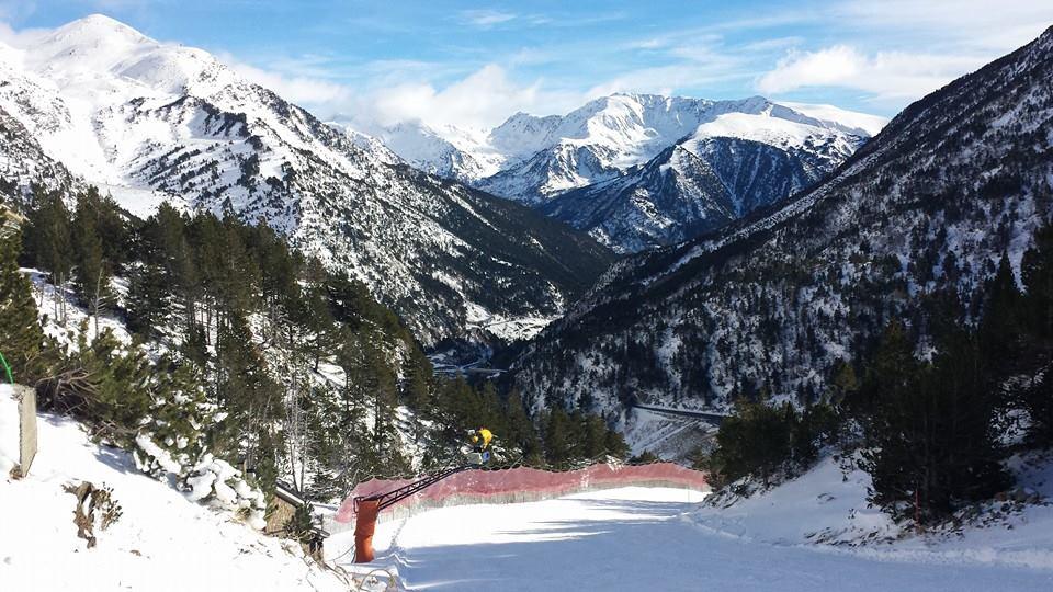 Pistas Ski Abiertas Pistas Abiertas en Arcalís