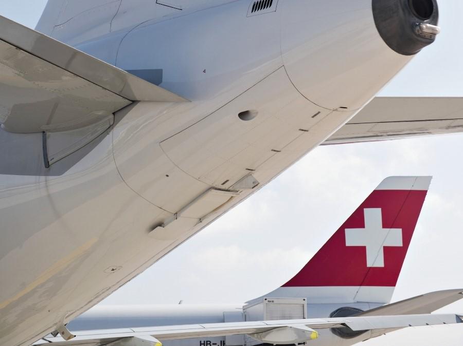 SWISS forma parte del Grupo Lufthansa y es miembro de la Star Alliance