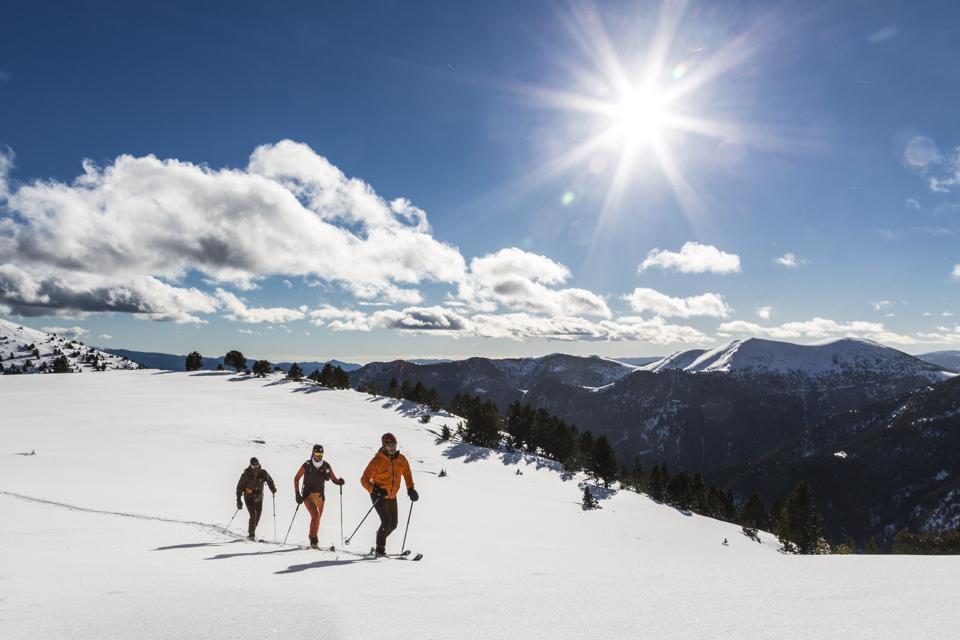 Foqueando en Andorra