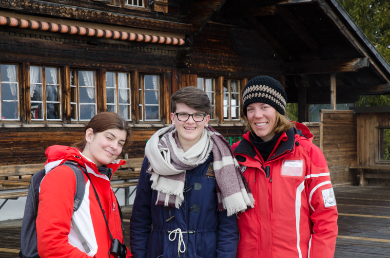 equipo turismo gstaad