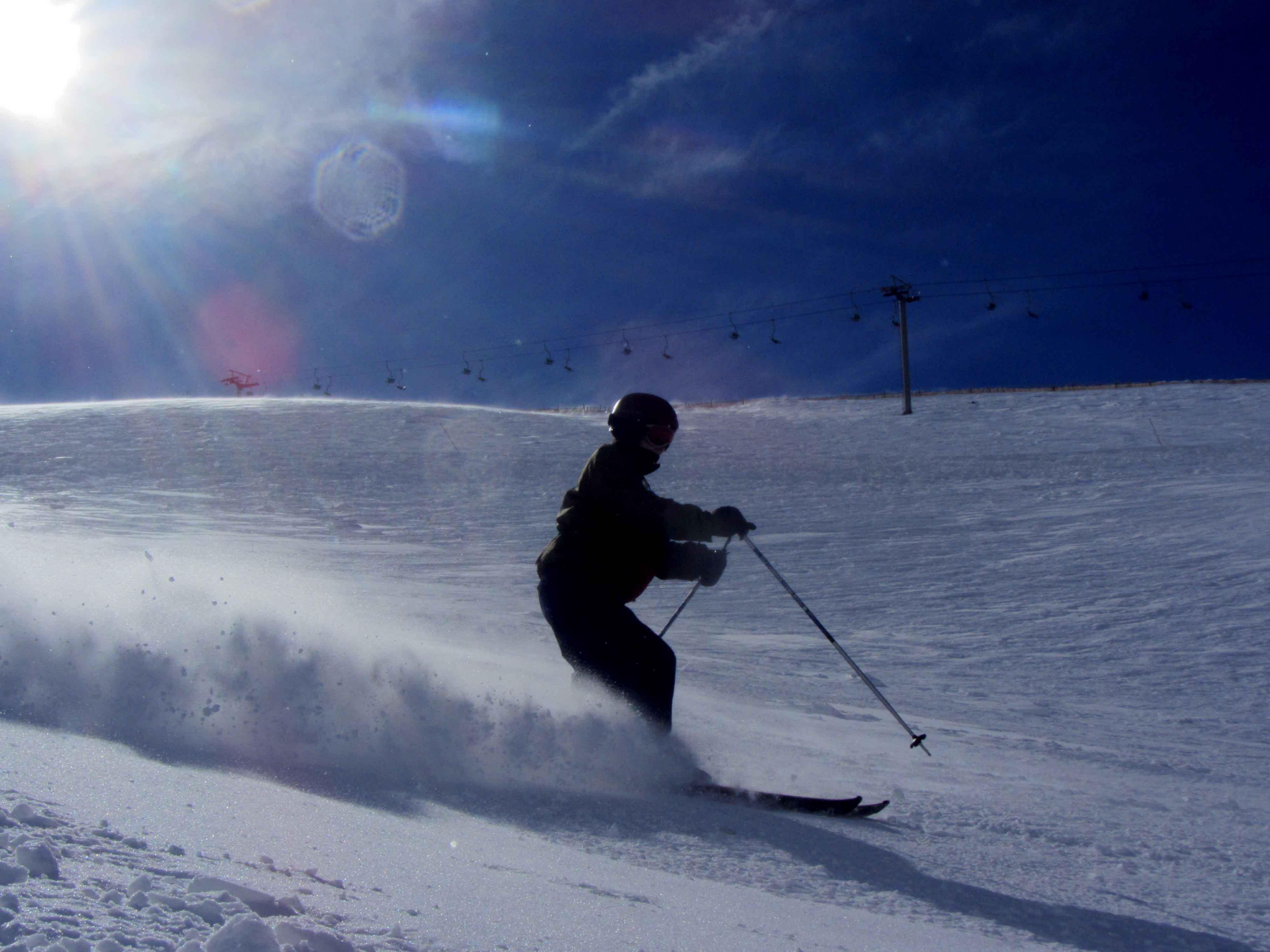 esqui penitentes