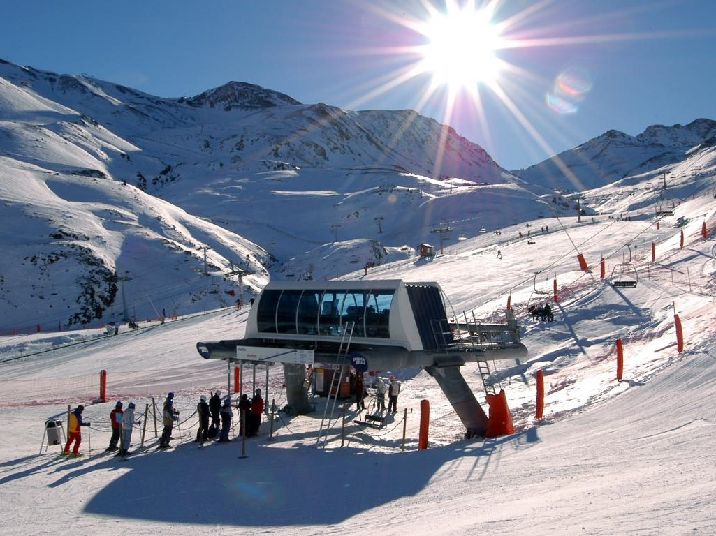 Bo ta ll resort lugares de nieve - Apartamentos boi taull resort ...