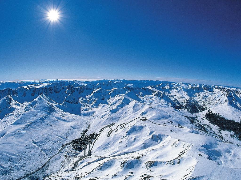 Grandvalira lugares de nieve - Webcams pas de la casa ...