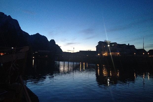 El Sol de Medianoche nos acompañó en nuestra aventura en Lofoten (Noruega)