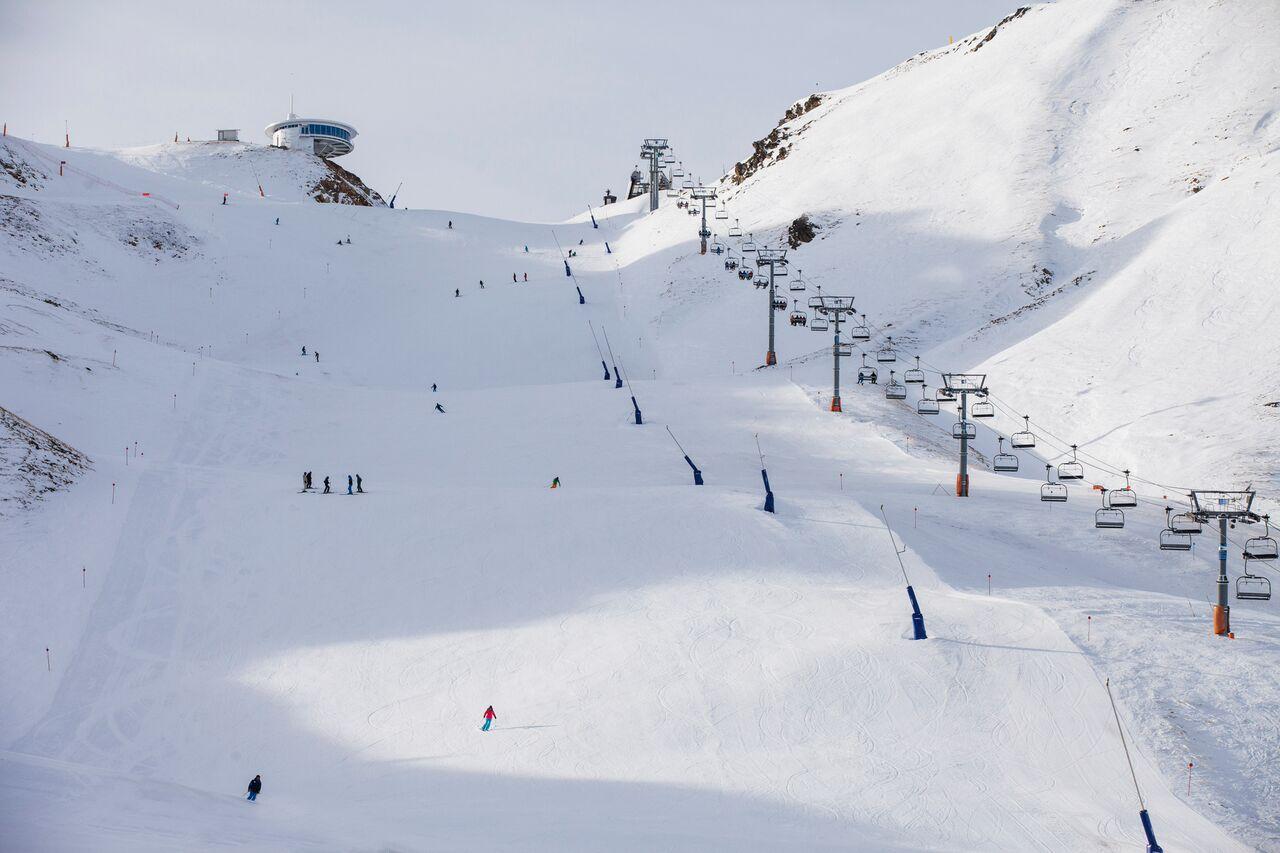 Grandvalira aumenta su oferta hasta 158 kil metros de pistas este fin de semana lugares de nieve - Webcams pas de la casa ...