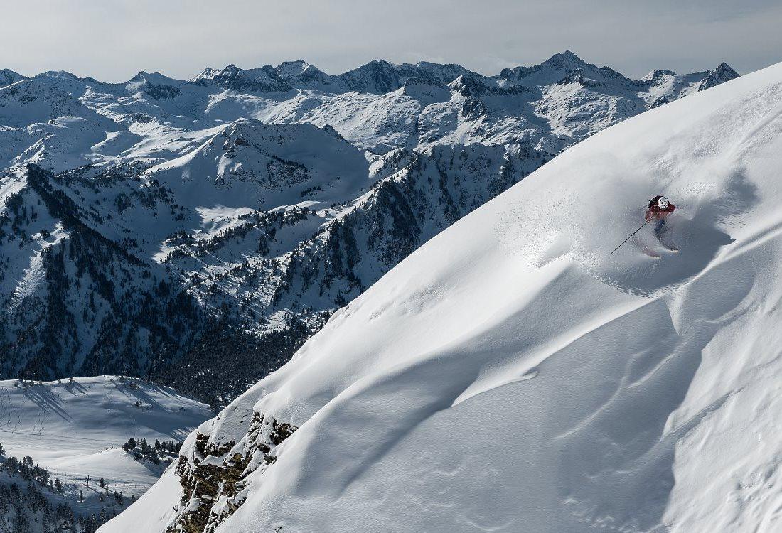 5 grandes estaciones de esqu del pirineo para aprovechar - Inmobiliaria valle de aran ...