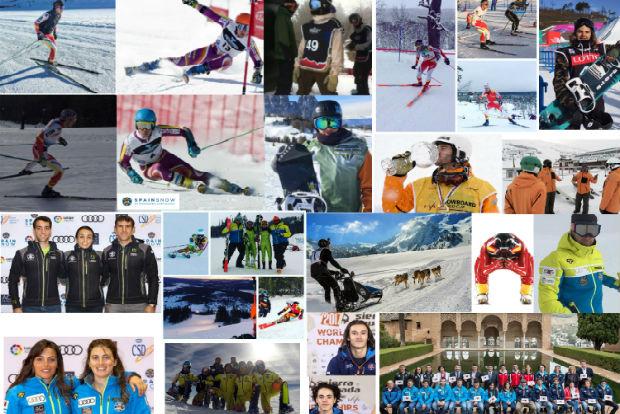 Fotografía Publicidad El Futuro De Los Deportes: 2016, Un Año Muy Positivo Para RFEDI Y El Futuro De Los