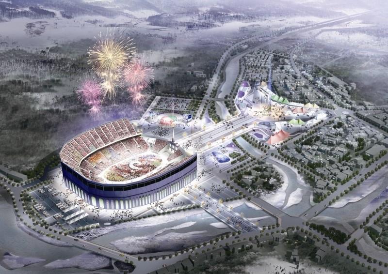 Super Un vistazo a los Juegos Olímpicos de Pyeongchang 2018: datos  PU79