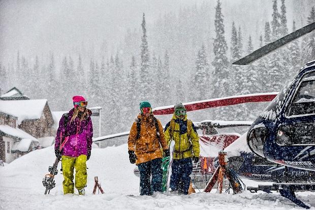 Canadá es probablemente el paraíso internacional del Heliski. Foto: Last Frontier Heliskiing/Grant Gunderson