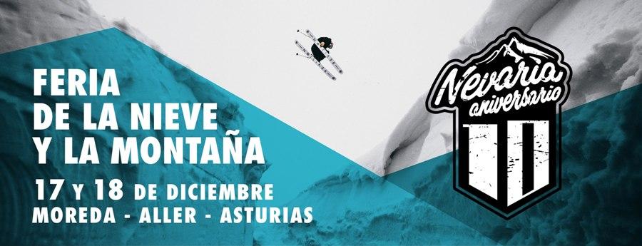 Cartel promoción Nevaria 2016