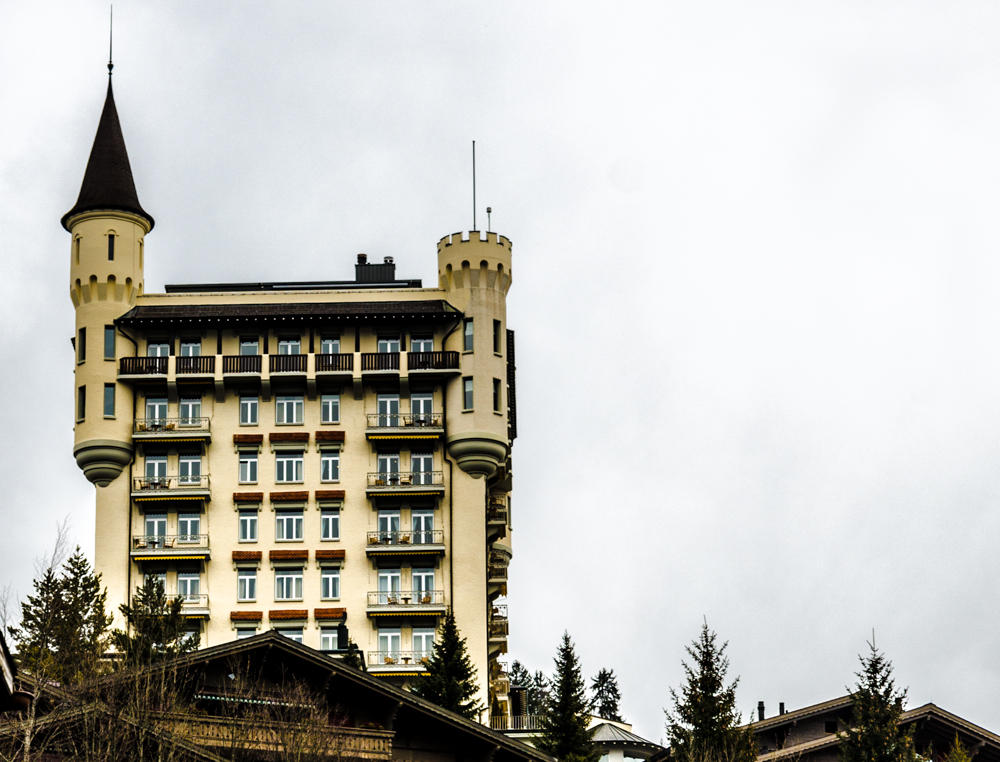 Hotel Palace Gstaad