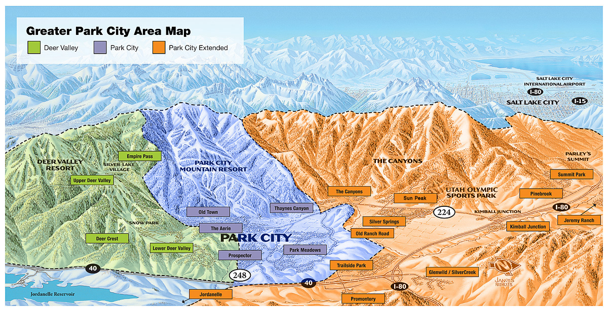 Park City Canyons Homes For Sale