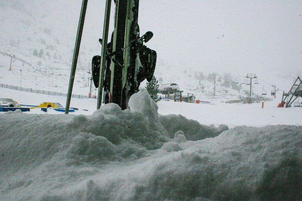 Port puymorens abrir al 100 su dominio esquiable con for Porte puymorens