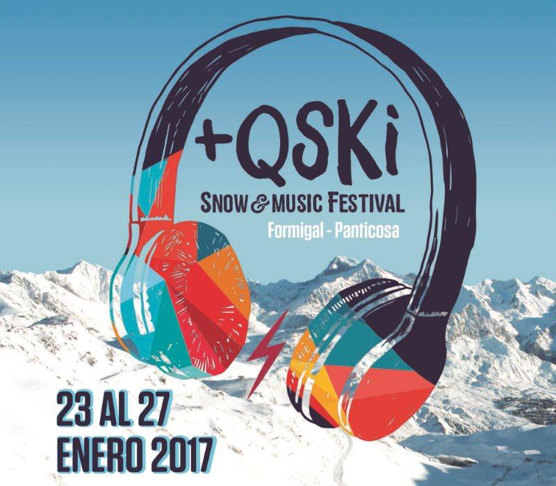 El macro festival qski de aram n formigal panticosa 23 for Jardin de nieve formigal