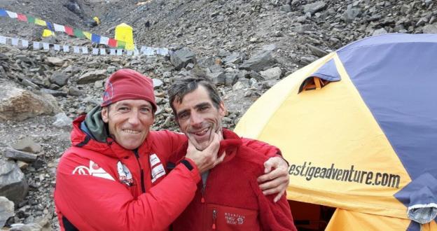 Se suspende búsqueda con helicóptero de Alberto Zerain y Mariano Galván en el Nanga Parbat