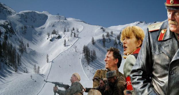 """El oscarizado cineasta Nikita Mikhalkov construirá una estación de esquí """"de guerra"""" en Rusia"""