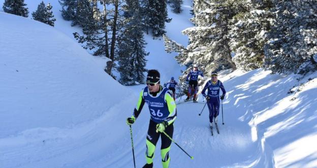 24 y 25 de marzo: Campeonatos y Copa de España Loterías de esquí de fondo en Candanchú