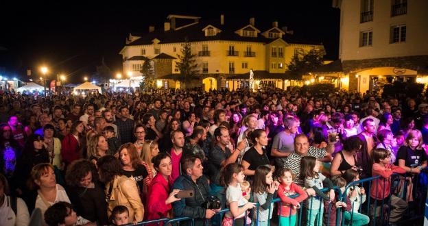 octava edición del Festival de Rock de Sierra Nevada por todo lo alto