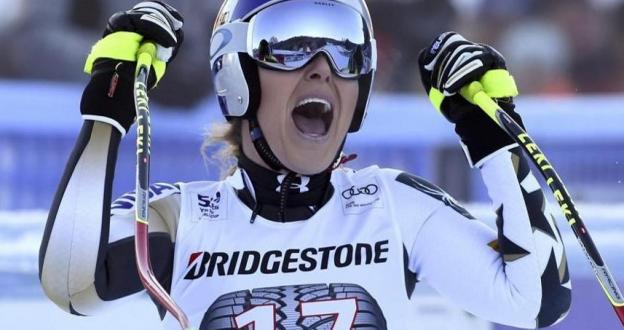 ¡La reina ha vuelto! Gran victoria de Lindsey Vonn en el Descenso de Garmisch-Partenkischen
