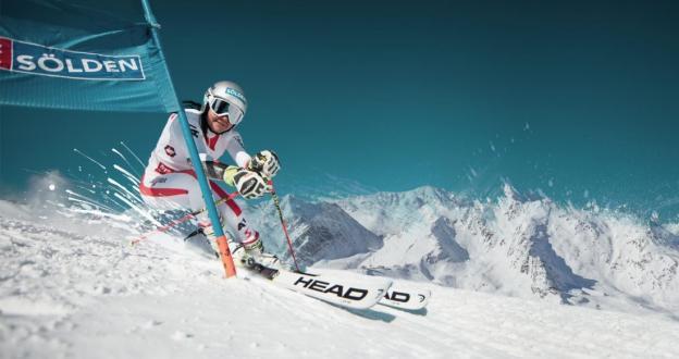 El glaciar austriaco de Sölden da la bienvenida a la Copa del Mundo de Esquí 2017-18