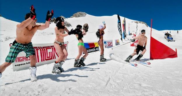 Se acerca el esquí de verano en Francia: Tignes, Les 2 Alpes y Val d'Isère preparadas para su apertura