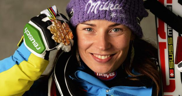 La campeona del mundo Tina Maze anuncia su retirada
