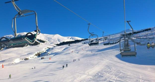 Ampliación de Baqueira: 5 nuevas pistas de esquí en Beret