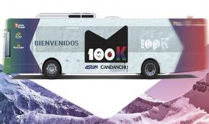 El 100K (Candanchú-Astún) lanza un Skibus desde Zaragoza y Pamplona a partir del 25 de febrero