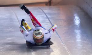 Mirambell hace historia al terminar vigésimo, su mejor resultado en un mundial