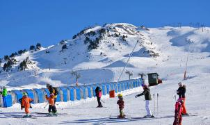Baqueira despide un gran Puente con 70.000 esquiadores, un 55% más que el año anterior