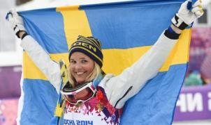 La Esquiadora Olímpica Anna Holmlund sale del coma después de 5 meses