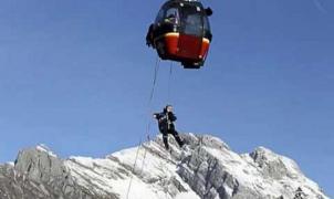 Atrapados en el Mont Blanc: Así fue la avería del telecabina a 3.800 metros de altitud