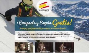 Gana forfaits dobles gratis participando en el concurso de ATUDEM 'Comparte y Esquía Gratis'
