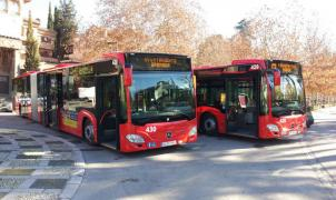 Sierra Nevada 2017: Refuerzo transporte bus de Granada a la estación durante la competición
