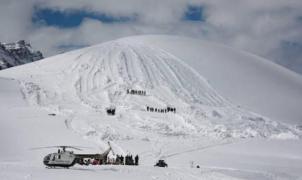 Una avalancha causa dos víctimas mortales y un herido grave en la Vall d'Aran