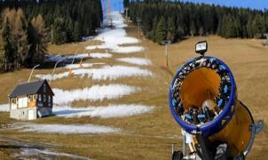 El peor Diciembre de la historia para el esquí en Suiza