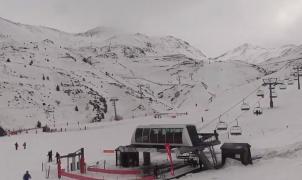 Se aplaza Eldorado Freeride Junior en Boí Taüll por el mal tiempo