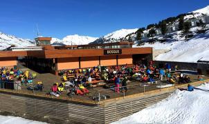 Más de 4.000 esquiadores en Baqueira en el primer fin de semana