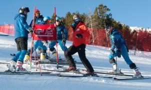 Lista completa de los 39 esquiadores que formarán parte de los CETDIs para la temporada 2017-18