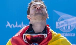 Lucas Eguibar consigue la Plata para España en el Campeonato del Mundo de Sierra Nevada 2017