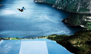 Eiki Helgason, la locura llevada al snowboard