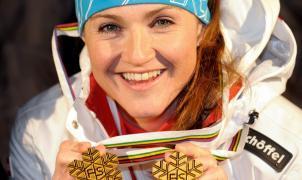 La corredora austriaca Elisabeth Görgl anuncia su retirada a los 36 años