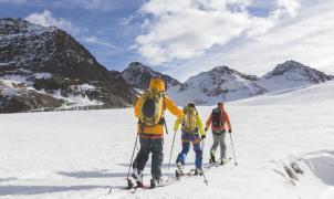 El esquí de montaña prohibido en las pistas andorranas de las 22 a las 7 horas