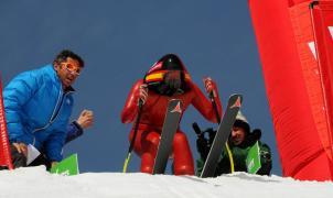 El esquí de velocidad formará parte de la RFEDI