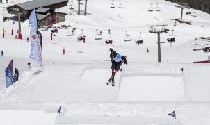 Disputados en Sierra Nevada los Campeonatos de España slopestyle de snowboard y freeski