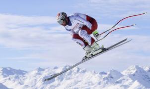 El suizo Beat Feuz se corona campeón del Mundo de descenso en St. Moritz