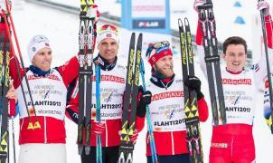 Fischer, la marca más laureada en los Campeonatos del Mundo de esquí nórdico