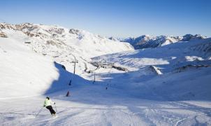 60.000 esquiadores y snowboarders pasan por Grandvalira durante el Puente